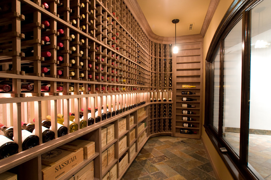 wine cellar installation in New Jersey